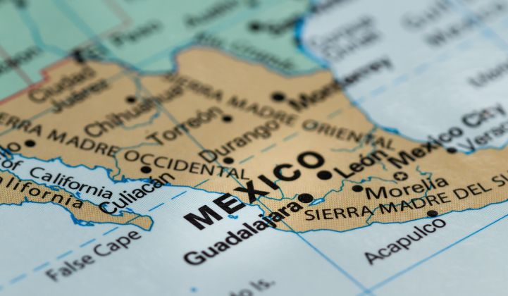 A new project claims the title of Mexico's first and largest battery storage installation.