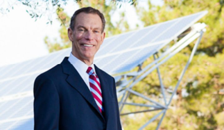 NV Energy CEO: Solar Has Gotten a 'Free Ride' on the Grid