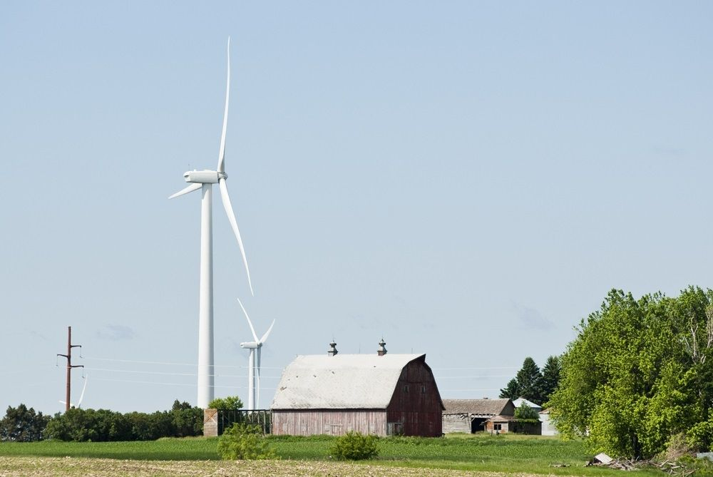 Geronimo is a major wind developer in the Upper Midwest.