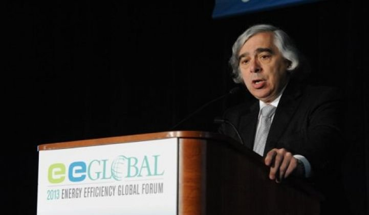 Ernest Moniz Gives His First Speech as Energy Secretary