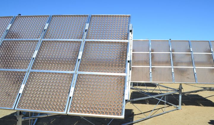 Morgan Solar, One of the Last Remaining Concentrating PV Firms, Wins 10MW Project