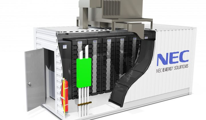 NEC to Deploy 60MW of Energy Storage in PJM