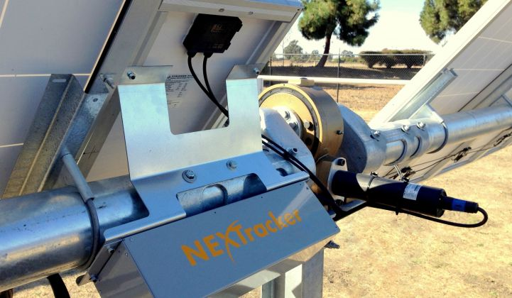 Strong Solar Market Helps NEXTracker Raise $25M for Advanced PV Trackers
