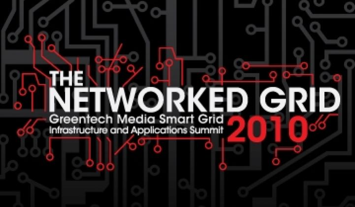 The Networked Grid 2010: Speaker Lineup