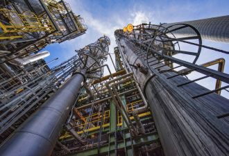 Carbon capture and alternative fuels will be central to Southern Company's net-zero plans. (Credit: National Carbon Capture Center)