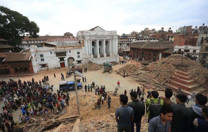 How Solar Is Playing a Role in Nepal's Disaster Relief