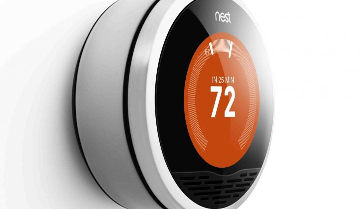 Honeywell Seeking to Halt Sales of Nest Labs' Thermostat