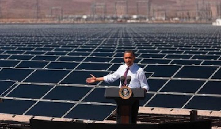 Guest Post: President Obama Doesn't Know How to Deploy New Energy