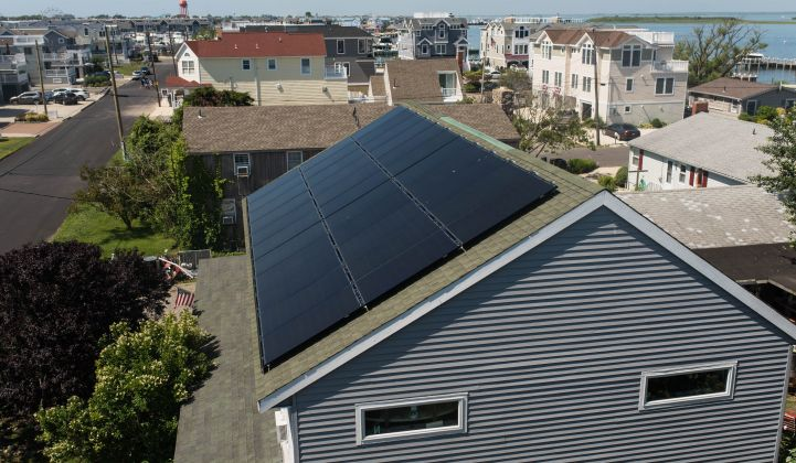 Even keel: New Jersey will soon move to transitional solar credits.