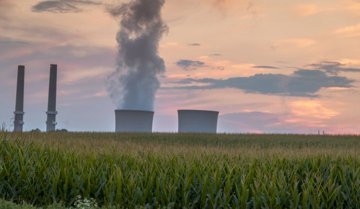 New Jersey's PSEG wants subsidies to keep three nuclear plants open.