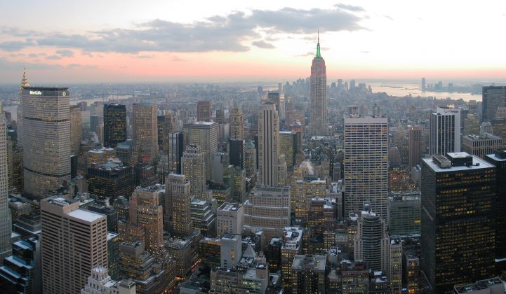 Demand Response Investment in New York City Clouded by FERC Ruling