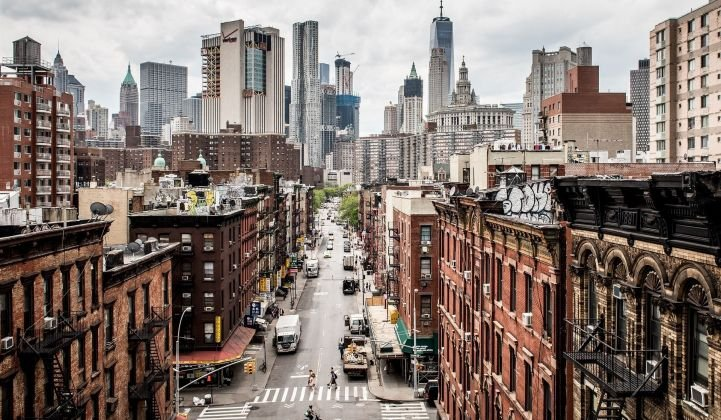 After Pandemic, New York's Buildings Face Daunting Decarbonization Mandate