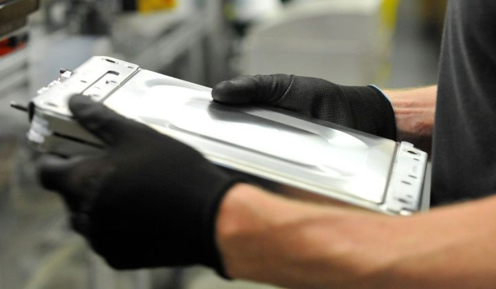 Lithium-ion batteries may not be the dominant storage technology for too much longer.