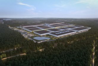 Europe's battery manufacturing capacity is expected to grow tenfold by 2023.