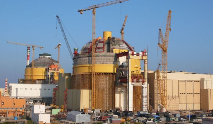 IEA: The World Needs to Construct Twice As Many Nuclear Power Plants Each Year
