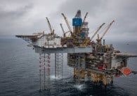 Equinor's Mariner oil field off the U.K. (Credit: Equinor)