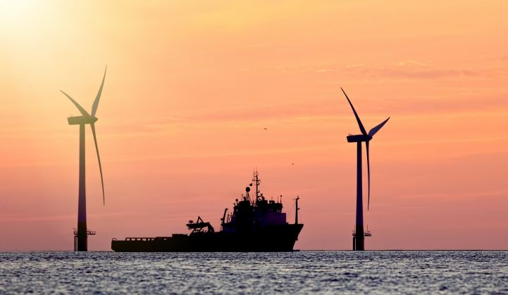 Spending $20 billion per year on renewables would support 7 gigawatts of offshore wind annually.