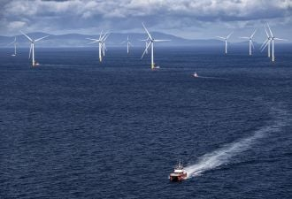 The U.S. is a key growth market for Ørsted's onshore and offshore renewables businesses.