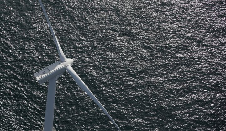 Tripling European Offshore Wind Growth Is Vital—and Possible