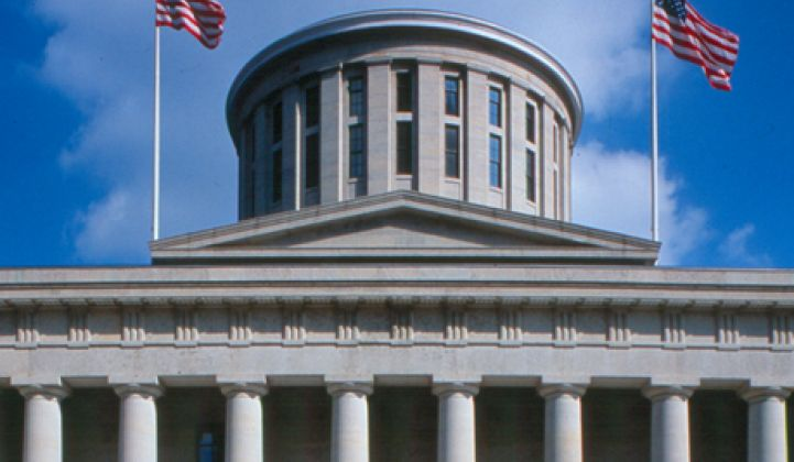 Ohio Lawmakers Extend Freeze on Clean Energy Mandates