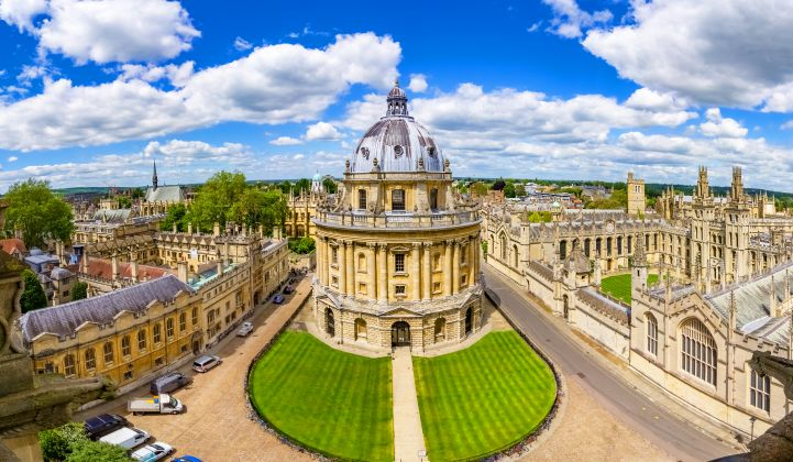 Scottish and Southern Energy Networks has picked Oxfordshire for the next test of its grid market system for distributed energy. (Credit: SSEN)