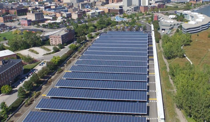 Commercial Solar Rebounds: Large Corporate Installations Up 60% in 2015