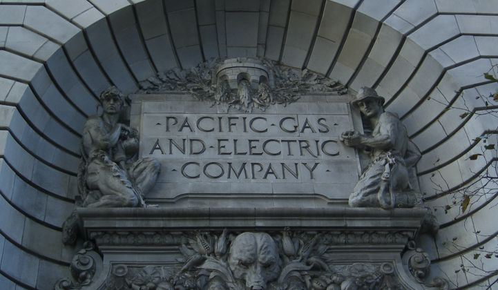 PG&E is going through one of the most pivotal bankruptcies in energy history.