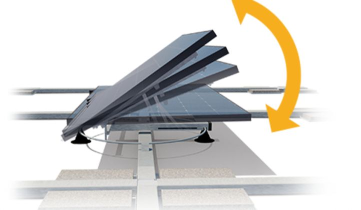 Does Your Commercial Rooftop Project Need a Dual-Axis Tracker?