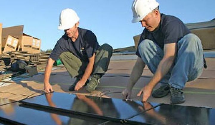 Paperwork: The Added Cost of Solar Installation