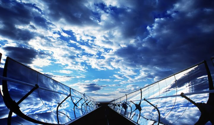 Morocco Set to Bring 160MW of Concentrating Solar Power On-Line