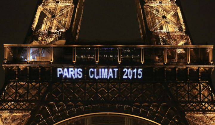 Barack Obama on Approval of Paris Climate Deal: 'This Is Huge'