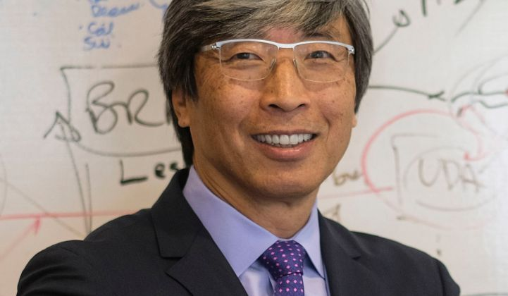 Soon-Shiong has dedicated some of his billions of dollars to energy storage acquisitions.