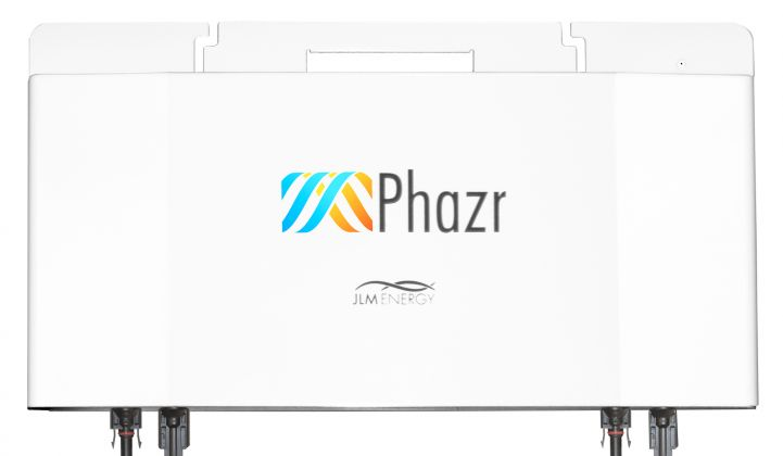 JLM Energy Puts Batteries on Solar Modules With New Phazr Storage Product