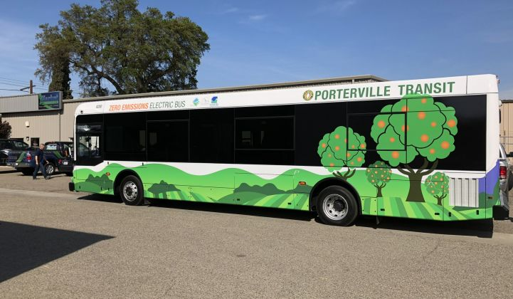 Southern California Edison Begins Electric Vehicle Charger Roll Out For Trucks And Buses Greentech Media