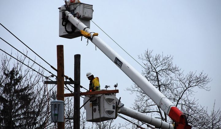 PG&E's Smart Grid Plans for Shorter Power Outages