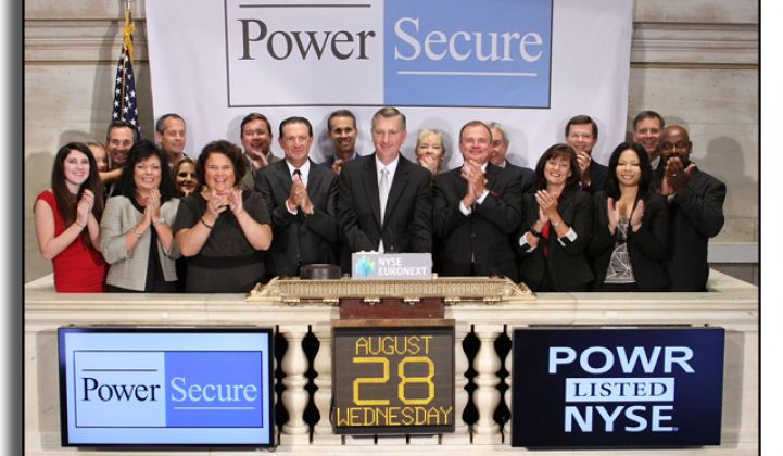 Southern Company Goes Big Into Microgrids With $431M Acquisition of PowerSecure