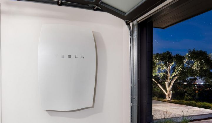 Tesla and Green Mountain Power: Get Your Behind-the-Meter Battery for $15 a Month