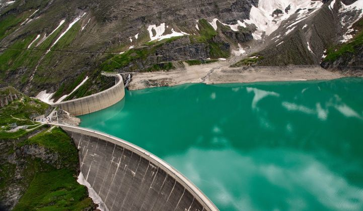 Pumped hydro is the only long-duration storage technology operating in many markets today.