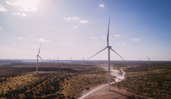 Wind Developer Targets 'Countercyclical' Opportunity With