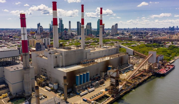 LS Power owns the Ravenswood Generating Station and would make the upgrades.