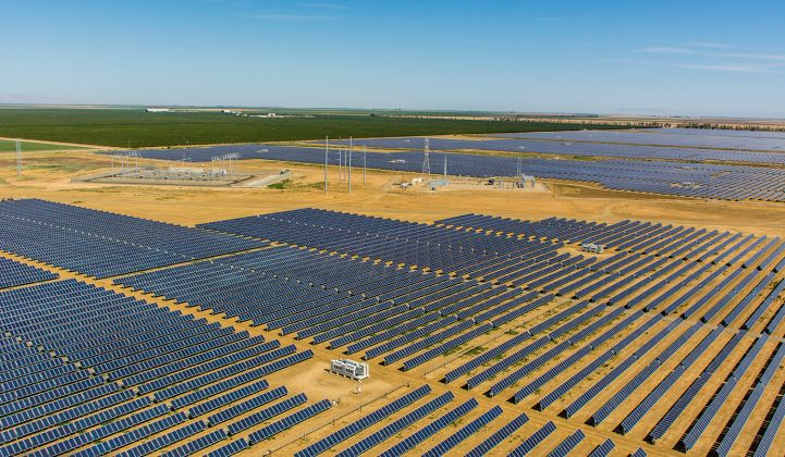 Canadian Solar shares rose more than 10 percent on Wednesday after Q2 earnings were released.