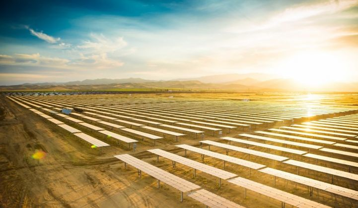 Nevada's sunshine and wide open spaces are finally being converted into record-low solar contracts.