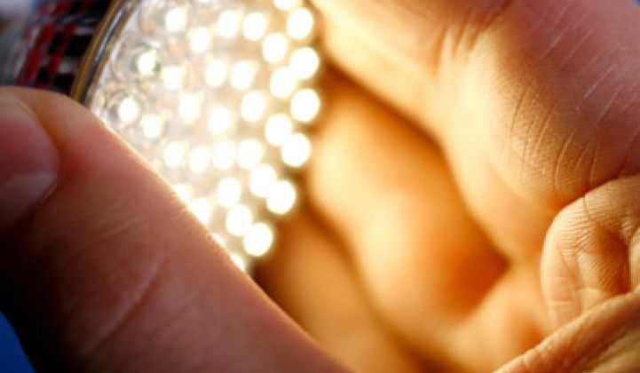 Report: LED Lights in the Enterprise $1B by 2014