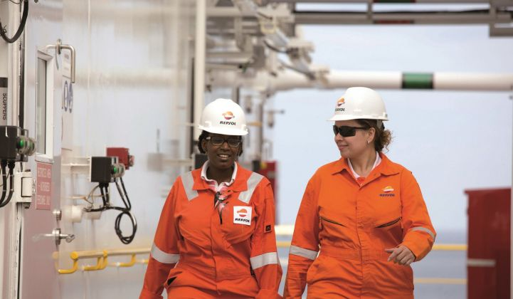 Repsol will slash the value of its upstream oil and gas assets by billions of dollars. (Credit: Repsol)
