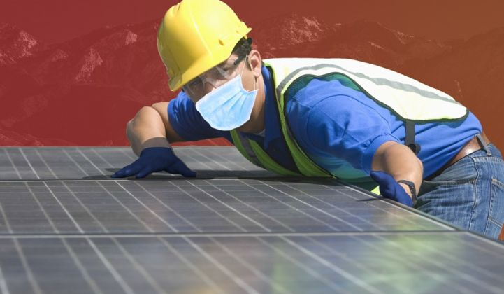 Layoffs have started across the residential solar sector. (Binh Nguyen/GTM)
