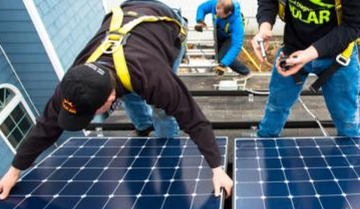 Solar Turf Wars: NRG Energy Buys Roof Diagnostics; Sunrun Forms Alliance With Sungevity