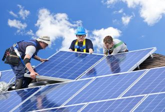 Loans accounted for more than half of the U.S. solar financing market last year.