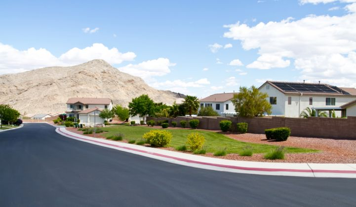 Nevada Regulators Restore Net Metering for Existing Solar Customers