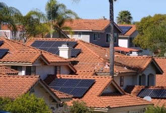 U.S. homeowners increasingly prefer to own their solar systems, opening markets for service providers.