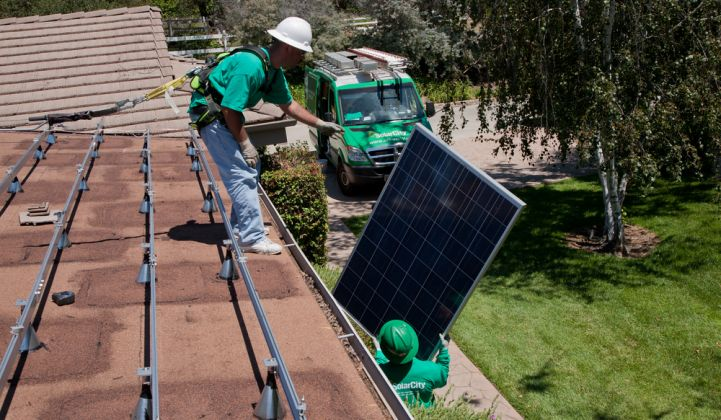 New US Residential Solar Capacity Down 17% Year-Over-Year for Q1